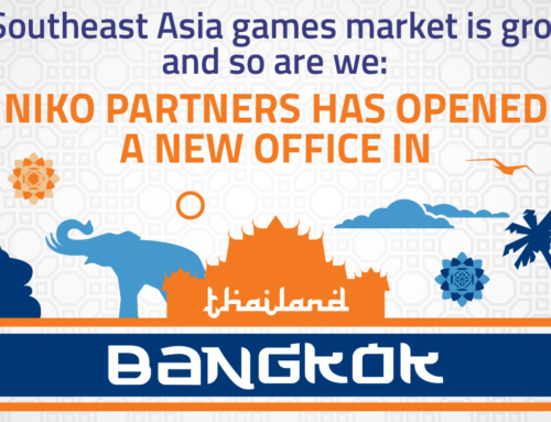 We've opened an office in Bangkok, Thailand!