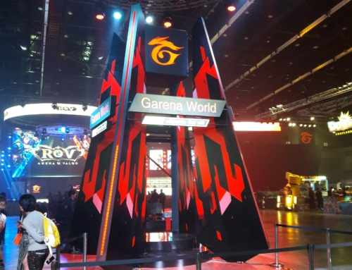 Garena World 2018