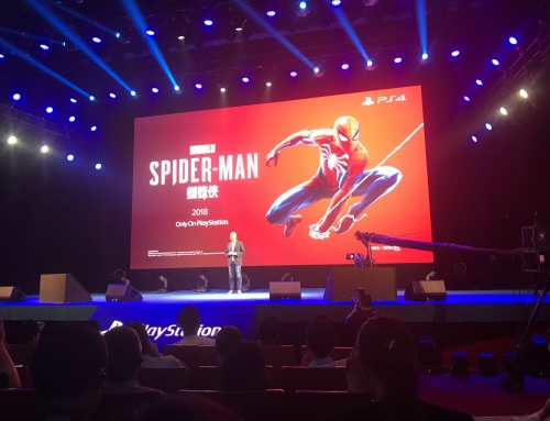 Sony PlayStation ChinaJoy 2018 Press Conference
