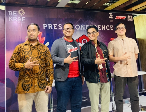 BEKRAF Game Prime 2019 Press Conference