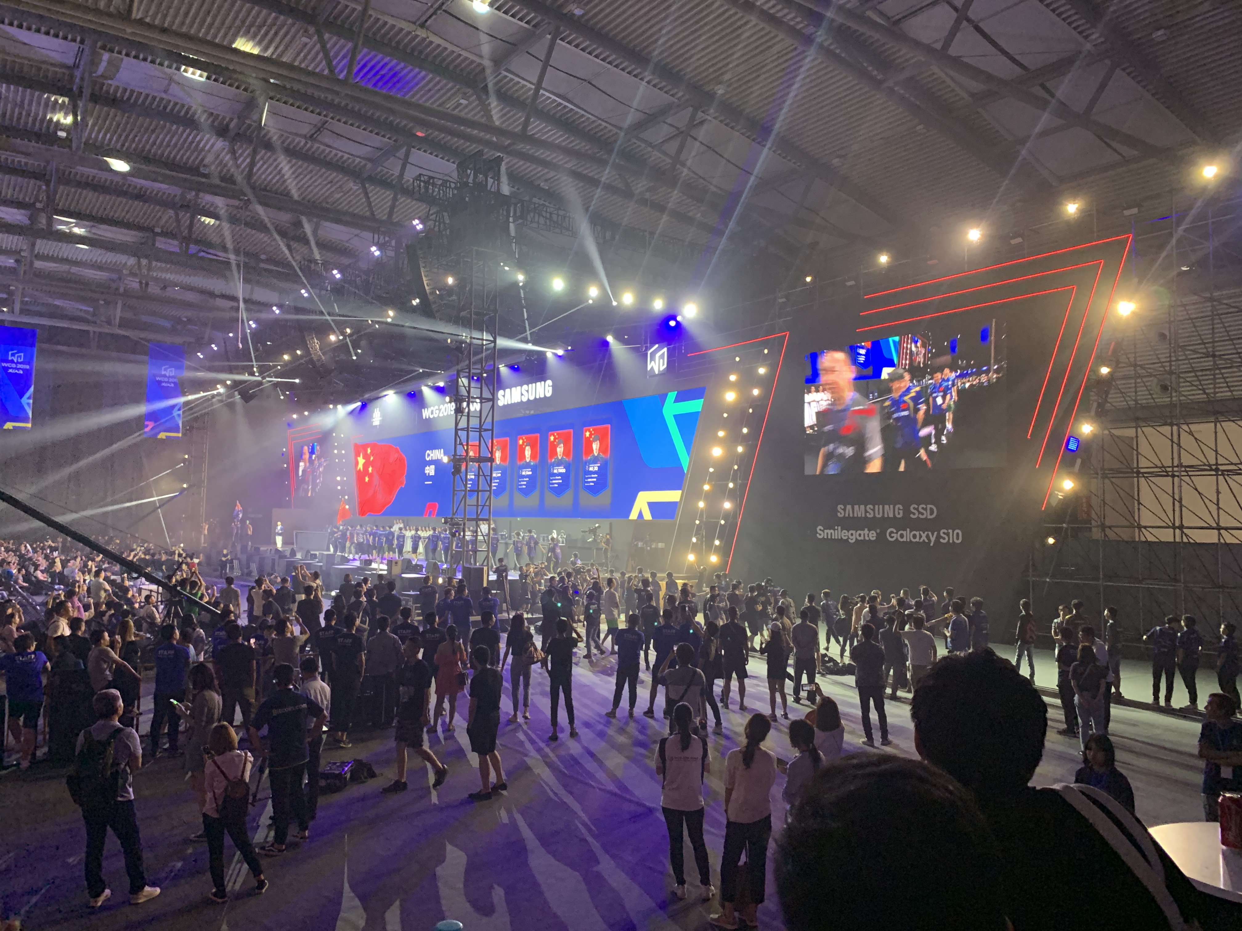 World Cyber Games 2019 Grand Finals, Xi'an – Niko