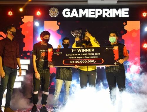 Baparekraf Game Prime 2020 Online